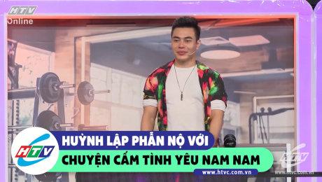 Xem Show CLIP HÀI Huỳnh Lập phẫn nộ Lê Dương Bảo Lâm vì câu chuyện vô lý HD Online.